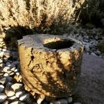Kas labiausiai žavi betone, tai jo nelygumas ir forma vienu metu.
